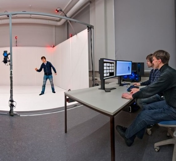 Markerless Motion Capture System at the HTW Dresden