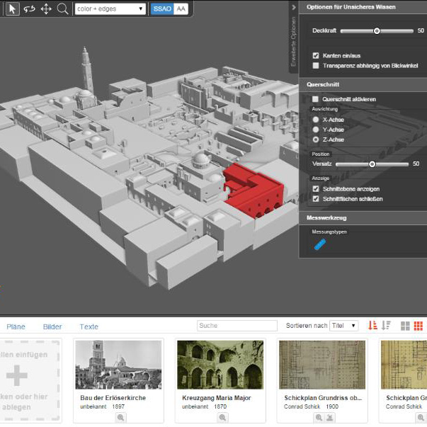 Simplifying Documentation of Digital Reconstruction Processes